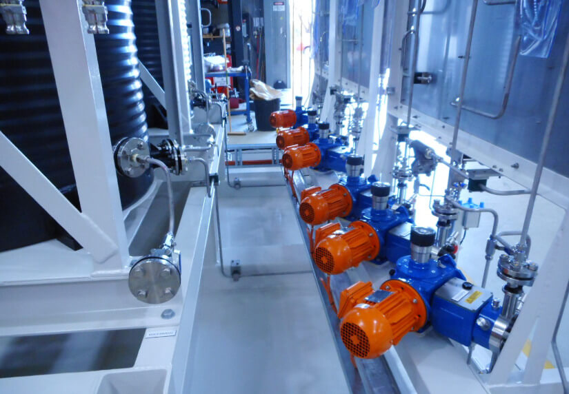 Chemical Dosing System Project, VIC